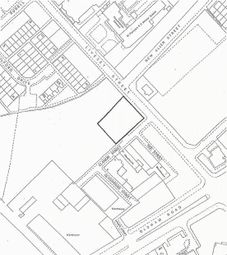 Thumbnail Land for sale in Clarion Street, Manchester