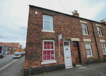 Thumbnail 2 bed end terrace house for sale in Fox Street, Derby