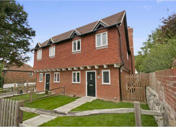 Thumbnail 3 bed semi-detached house for sale in The Street, Detling, Maidstone