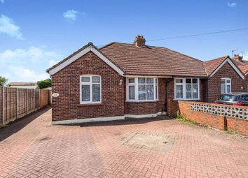 Thumbnail 3 bed bungalow for sale in Chalmers Road East, Ashford