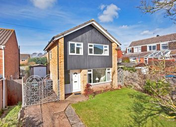 Thumbnail 3 bed detached house for sale in Salmon Pool Lane, Exeter
