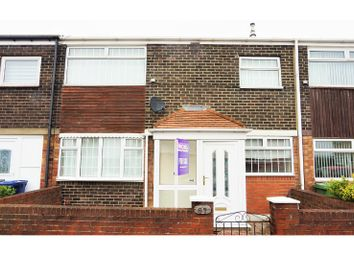 Thumbnail 2 bedroom terraced house for sale in Masefield Drive, South Shields