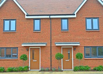 Thumbnail 3 bedroom end terrace house for sale in Arborfield Green, Off Biggs Lane, Wokingham