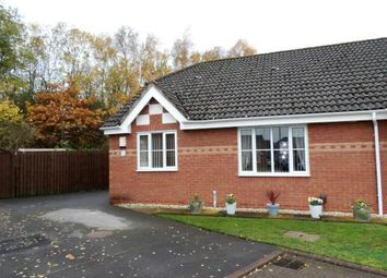 Thumbnail 2 bed bungalow for sale in Blackley Close, Latchford, Warrington, Cheshire