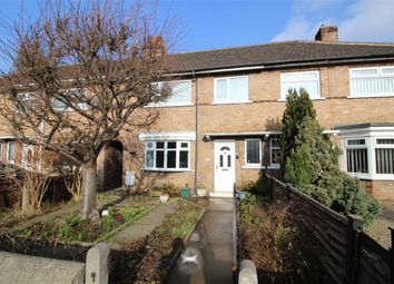Thumbnail 3 bed terraced house for sale in Brendon Crescent, Billingham