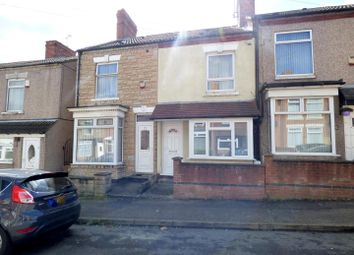 Thumbnail 2 bed terraced house for sale in Ivy Villas, Blake Street, Mansfield Woodhouse, Mansfield
