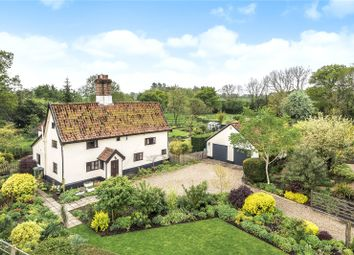 Thumbnail 3 bed detached house for sale in The Green, Saxlingham Nethergate, Norwich