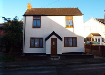 Thumbnail 4 bed detached house for sale in Bank Street, Cannock, Staffordshire