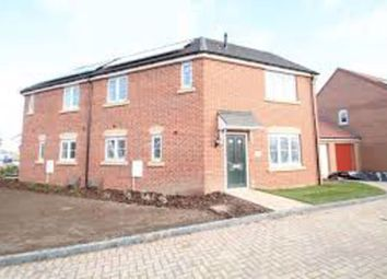 Thumbnail 3 bed semi-detached house for sale in Anson Court, Market Deeping, Peterborough