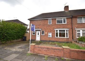 Thumbnail 3 bedroom semi-detached house for sale in Thurcaston Road, Leicester