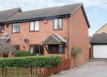 Thumbnail 3 bed end terrace house for sale in Mill Way, Totton, Southampton