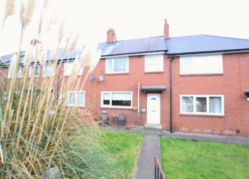 Thumbnail 3 bed terraced house for sale in Harlow Place, High Heaton, Newcastle Upon Tyne