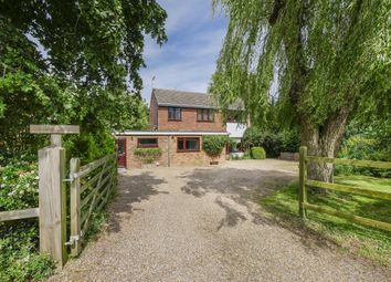 Thumbnail 4 bed detached house for sale in The Street, Burstall, Suffolk