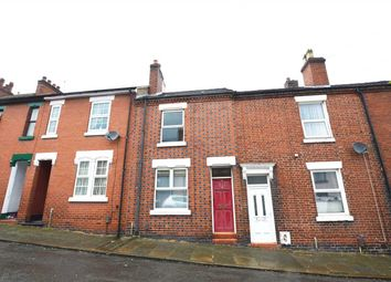 Thumbnail 2 bed terraced house to rent in Wadham Street, Penkhull, Stoke-On-Trent