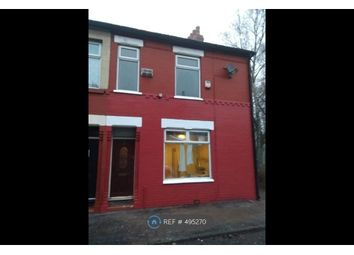 Thumbnail 2 bed terraced house to rent in Oswald Street, Stockport