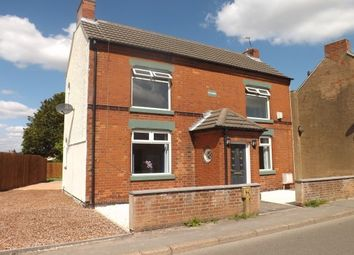 Thumbnail 4 bed property to rent in Loughborough Road, Coalville