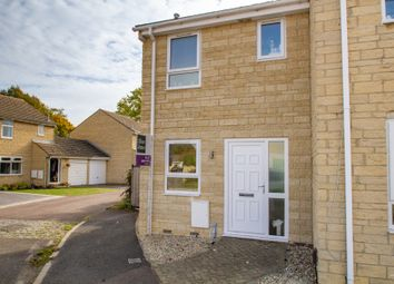 Thumbnail 1 bed semi-detached house to rent in Pensclose, Witney