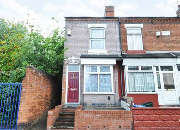 Thumbnail 2 bed end terrace house to rent in Charlotte Road, Stirchley, Birmingham
