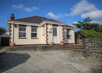 Thumbnail 4 bed detached bungalow for sale in St Merryn, Nr Padstow