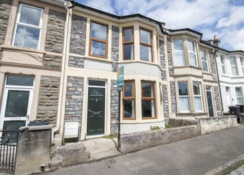 Thumbnail 3 bed terraced house for sale in Dale Street, St. George, Bristol