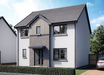 Thumbnail 4 bed detached house for sale in Maitland Crescent, St Ninians, Stirling