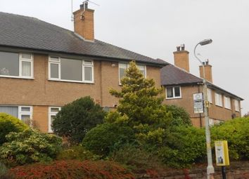 Thumbnail 2 bed flat to rent in The Mount Heswall, Wirral