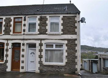 Thumbnail 2 bed end terrace house for sale in North Road, Bargoed