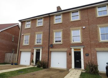 Thumbnail 3 bedroom terraced house for sale in Kemp Road, North Walsham