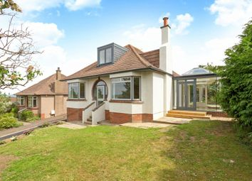 Thumbnail 4 bed detached bungalow for sale in 75 Drum Brae North, Corstorphine, Edinburgh
