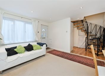 Thumbnail 1 bed mews house for sale in Ebury Mews, London