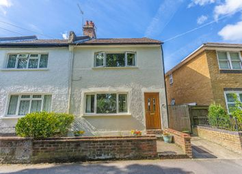Thumbnail 2 bed end terrace house for sale in Guy Road, Wallington