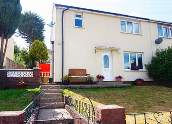 Thumbnail 3 bed semi-detached house for sale in Heol Gethin, Cefn Hengoed
