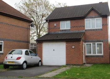 Thumbnail 3 bed detached house to rent in Broadlands, Whiston, Prescot