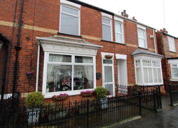 Thumbnail 2 bed terraced house for sale in Finkle Street, Cottingham