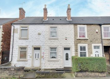 Thumbnail 3 bed terraced house for sale in Wood Street, Mansfield, Nottinghamshire