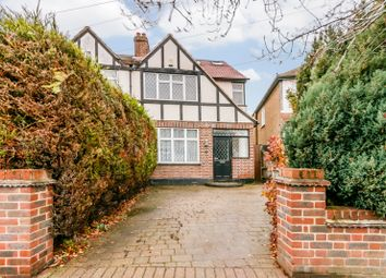 Thumbnail 4 bed semi-detached house for sale in Aviemore Way, Beckenham