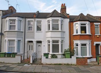 Thumbnail 3 bed terraced house for sale in Rowton Road, London