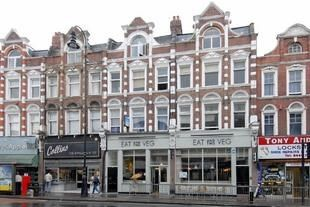 Thumbnail 2 bed flat to rent in Muswell Hill Broadway, Muswell Hill, London
