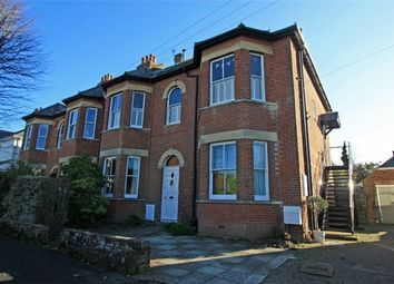 Thumbnail 3 bed flat for sale in Stanley Road, Lymington, Hampshire