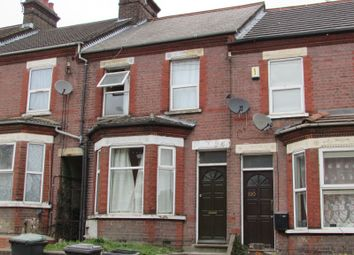 Thumbnail 3 bed terraced house for sale in Dallow Road, Luton