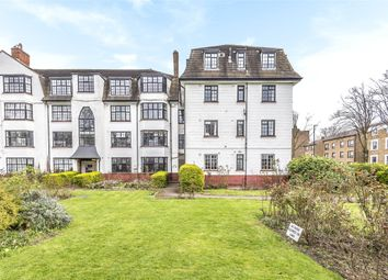 Thumbnail 2 bed flat for sale in Manor Court, Leigham Avenue, London, London