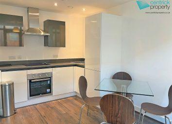 Thumbnail 1 bedroom flat to rent in Fabrick Square, 1 Lombard Street, Birmingham