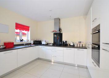 Thumbnail 4 bed detached house for sale in Albion Drive, Larkfield, Aylesford, Kent