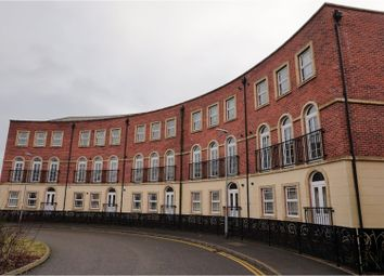 Thumbnail 2 bed flat for sale in Oak Grove, Northampton