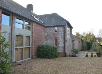 Thumbnail 4 bed detached house for sale in Water Meadow Lane, Wareham