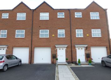 Thumbnail 4 bed terraced house for sale in Buttercup Close, Evesham