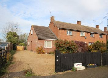 Thumbnail 5 bed semi-detached house for sale in Queens Close, Combs, Stowmarket
