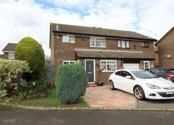 3 bed semi-detached house for sale in Juniper Close, Ashford TN23
