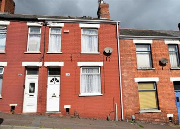 Thumbnail 2 bed terraced house for sale in Church Road, Barry