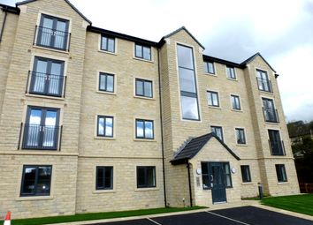 Thumbnail 2 bed flat to rent in 2 Hollas Lane, Copley, Sowerby Bridge